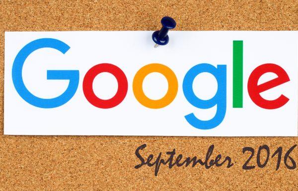 הנה כל מה שאנחנו יודעים על עדכון גוגל (הלא רשמי) של ספטמבר 2016