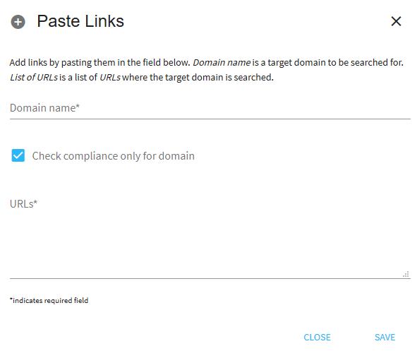 Paste Links