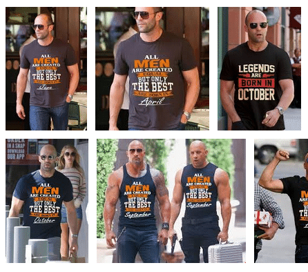 all men t-shirts